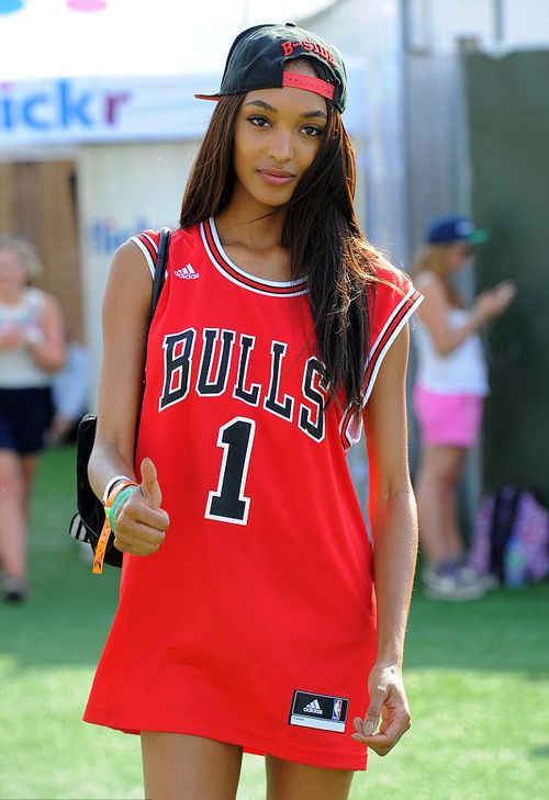 Chicago Bulls never looked nicer!