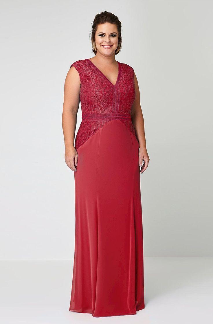 Abendkleid Plus Size  Fashion, Gowns, Dresses