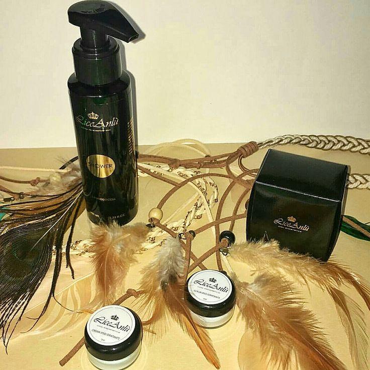 Vieni a scoprire le creme viso e  solari di Lice Anlù. Cosmetici professionali made in Italy