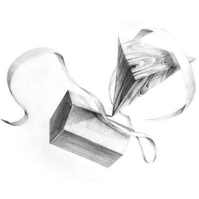 【デッサン_生徒作品】美術大学受験_岡山市アトリエボックス