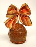 "The ""California"" caramel apple - DeBrito Chocolate Factory....THE BEST Caramel Apple EVER!!!"
