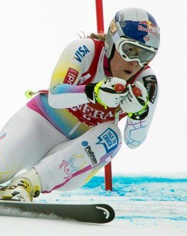 Lindsey Vonn. Uczymy się od najlepszych http://www.ski24.pl/