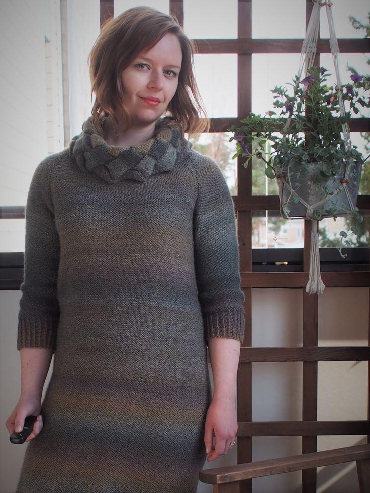 neulemekko novita nordic wool flow konttineule