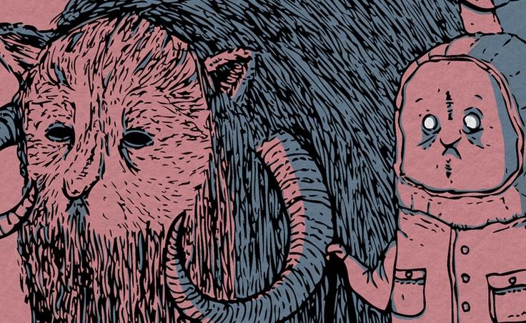 Arrival, detail http://tillfabriken.blogspot.com