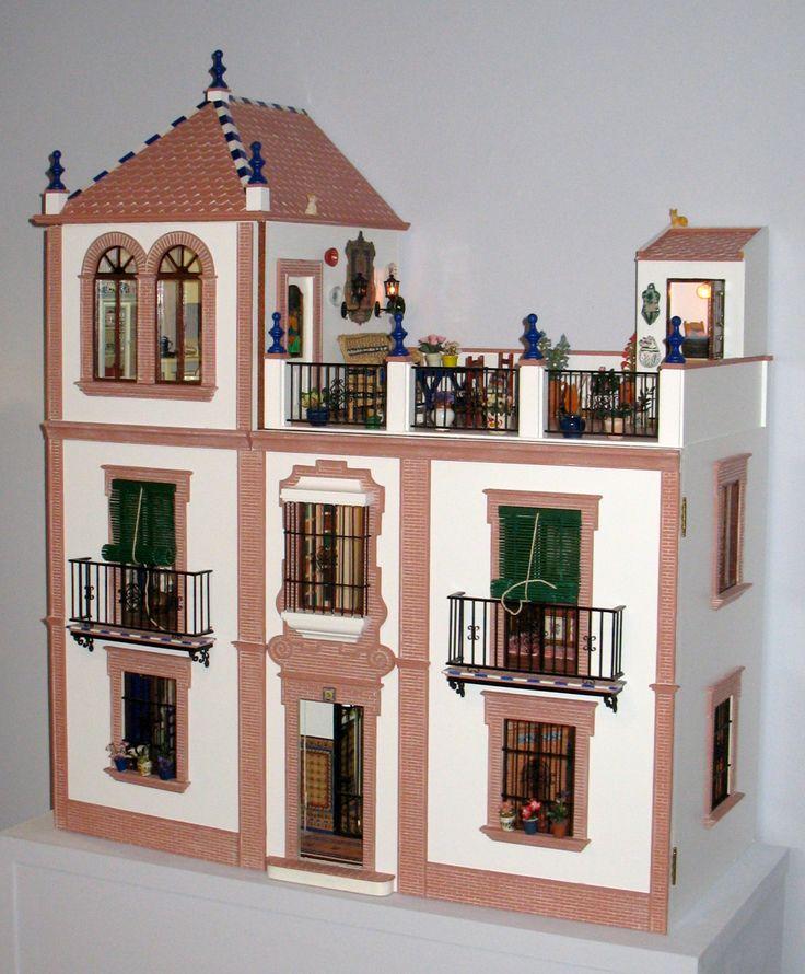 Casa popular Andaluza