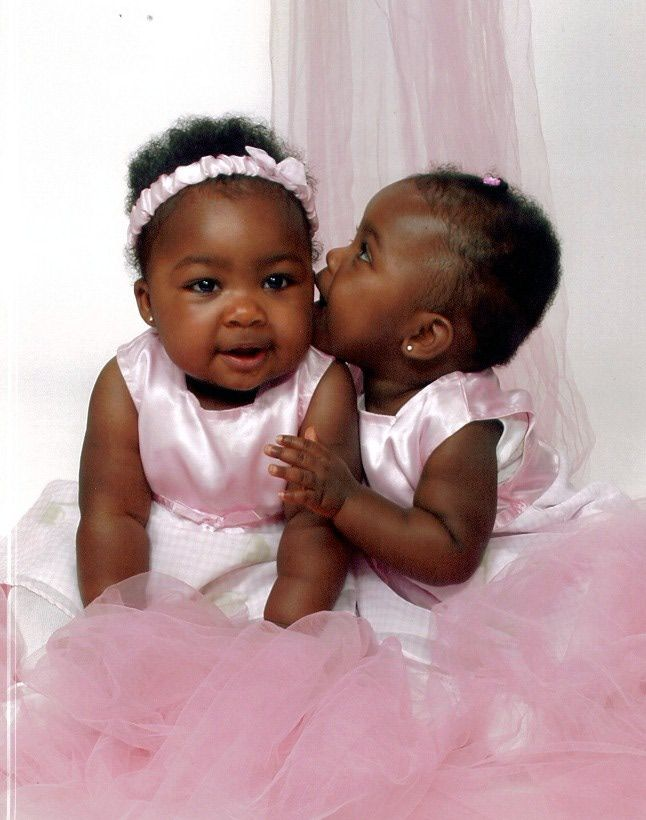 Baby Twin Girls Photo Gallery | Fraternal twins, Twin and Jade