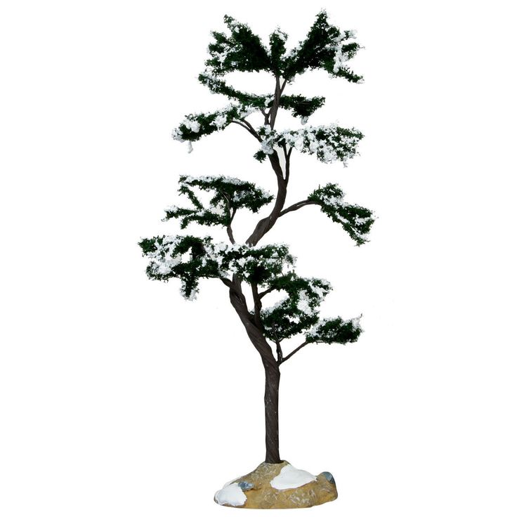 Large Marcescent Tree Lemax Christmas Village Accessory - New For 2016 | eBay