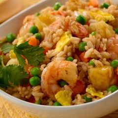 fried rice cara s cravings shrimp pineapple fried rice fried rice ...