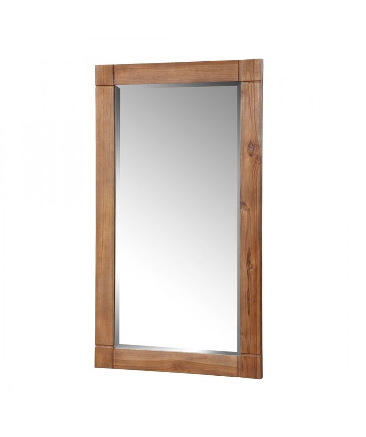 Classic - Teak Mirror | Home Office Furniture - Easterly