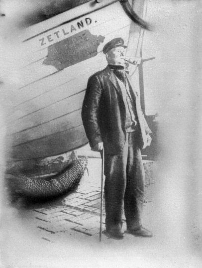 Old crewman