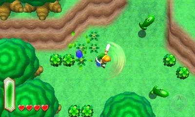 The Legend of Zelda: A Link to the Past 3DS Successor Announced