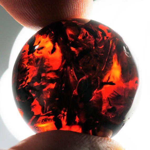 Amber ball 12g