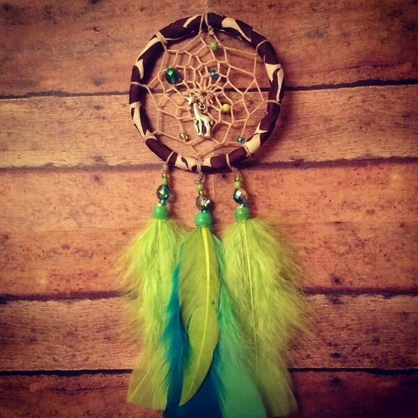 1000 images about dream catchers on pinterest mumbai for How to tie a dreamcatcher web