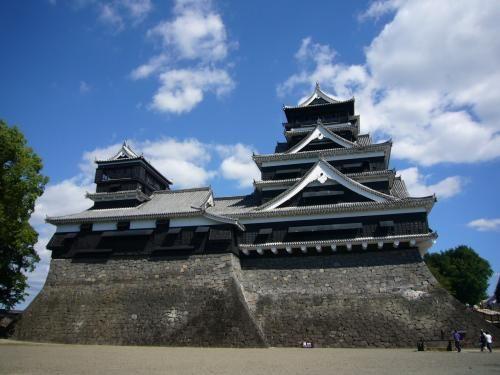 熊本城  Kumamoto-jo Castle