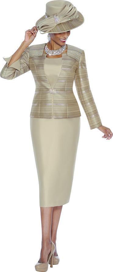 Susanna 3608 Womens Sophisticated  Church Suit