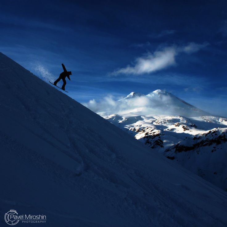 snowboard by Pavel Miroshin on 500px