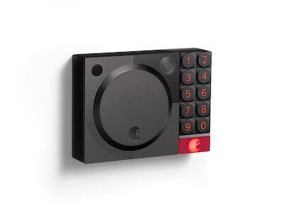 Die August Doorbell Cam zeigt Ihnen auf Ihrem Smartphone wer vor der Tür steht ✔ Wenn jemand vor der Tür steht zeichnet die Kamera dies auf