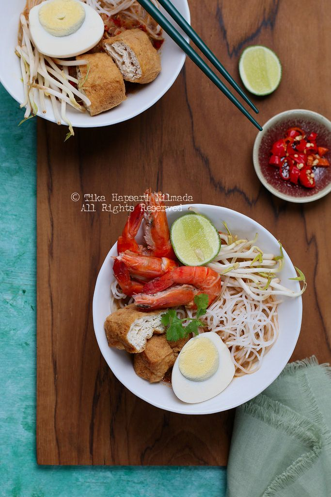 Mie Siam Singapore  by Tika Hapsari Nilmada from Cooking Chapter
