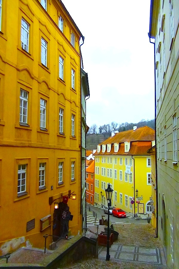 March 18, 2013. Prague is a city of amazing beauty, every corner and every street offers impressive panoramas. www.traveladept.com