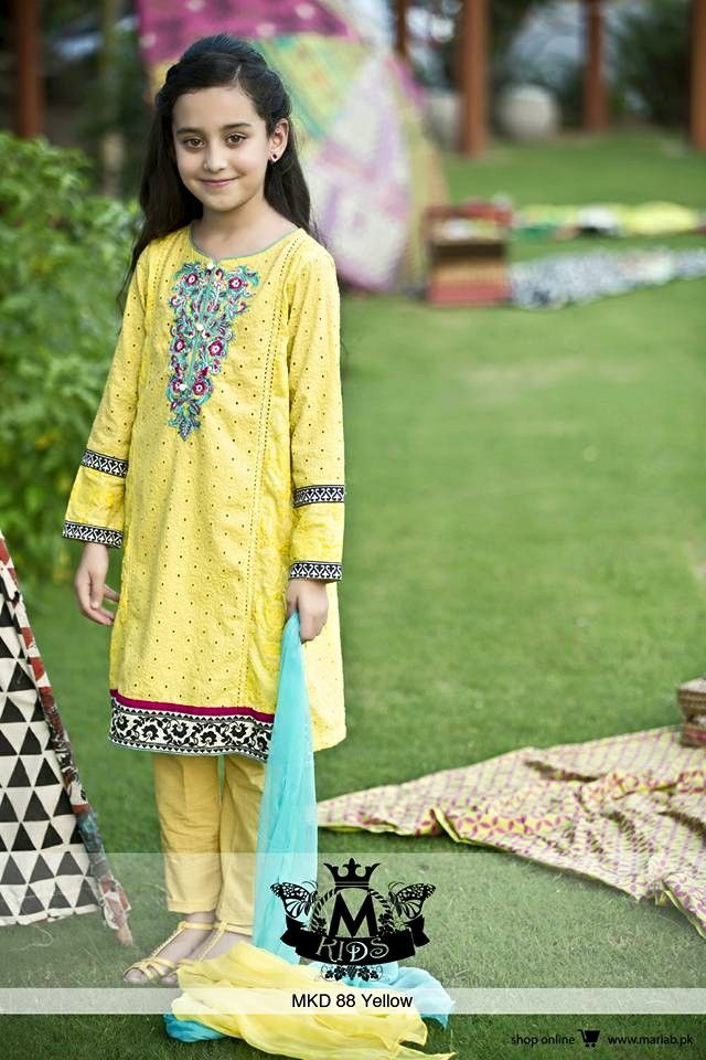 5232151078a9 Pin by Fashion Cluba on Maria.B Fashion Designer | Dresses kids girl ...