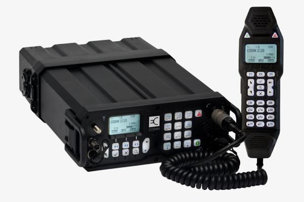 Patrol 2110 Manpack | LMR & HF Radio | Codan Radio