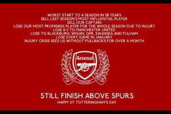 I'm done... This just made me laugh incredibly hard. North London is Red, and will always be!