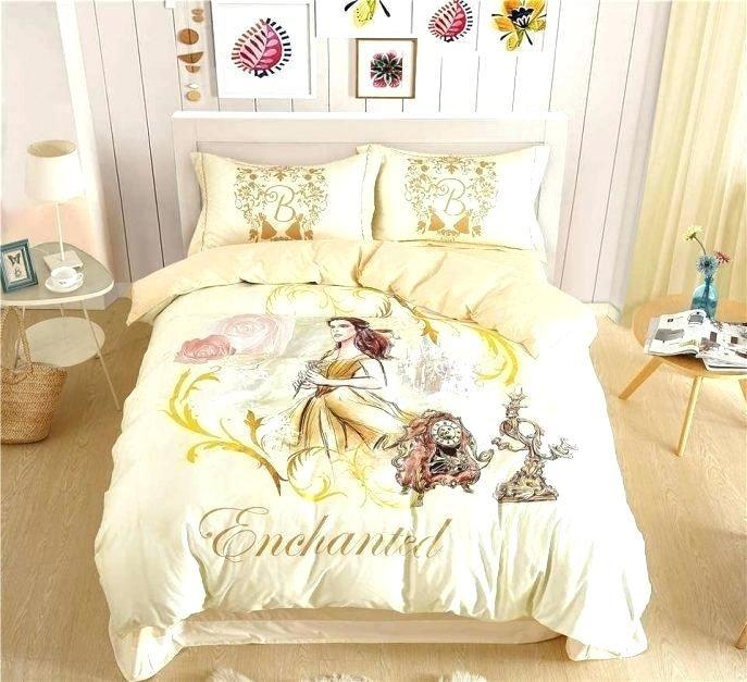 Disney Princess Full Size Bedding Set, Disney Bed Sheets Queen Size