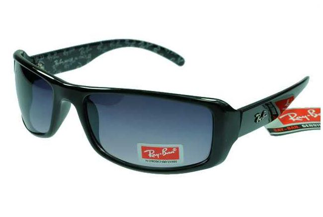 Objectifs Gris vie active RB4216 Ray Ban Pas Cher Sunglasses Black Pattern Hot9217 Magasiner