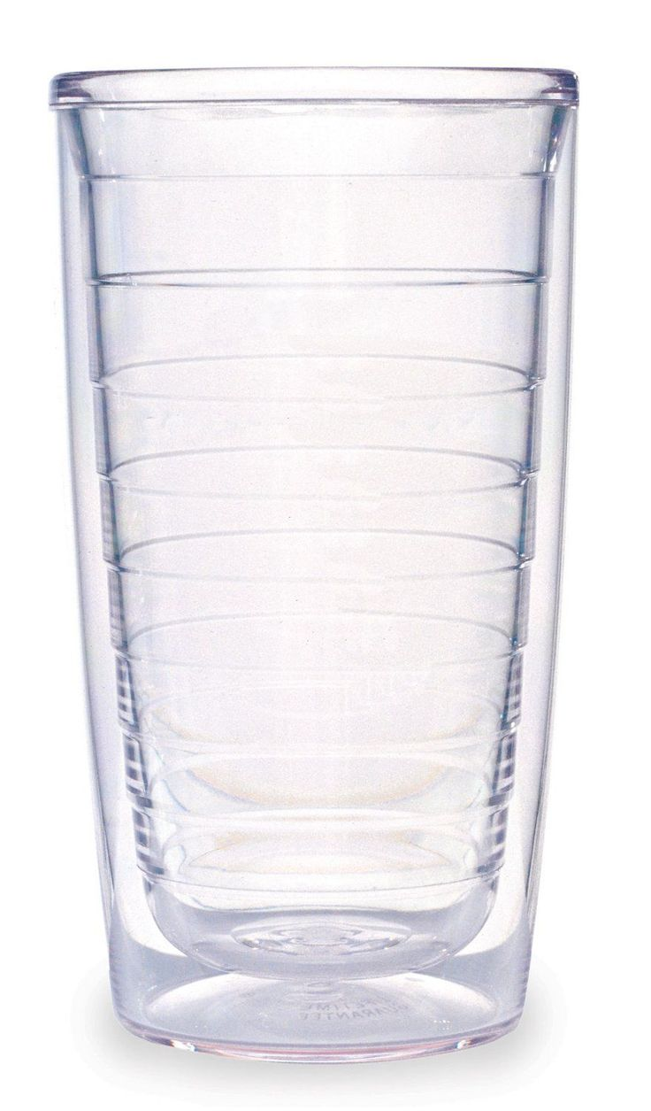 More please! Tervis Tumbler, 16-Ounce, CLEAR.