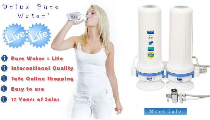Pure Water Filters & Purifiers For Sale online South Africa