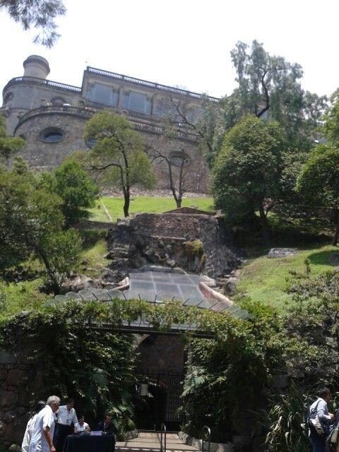 Costado del Castillo