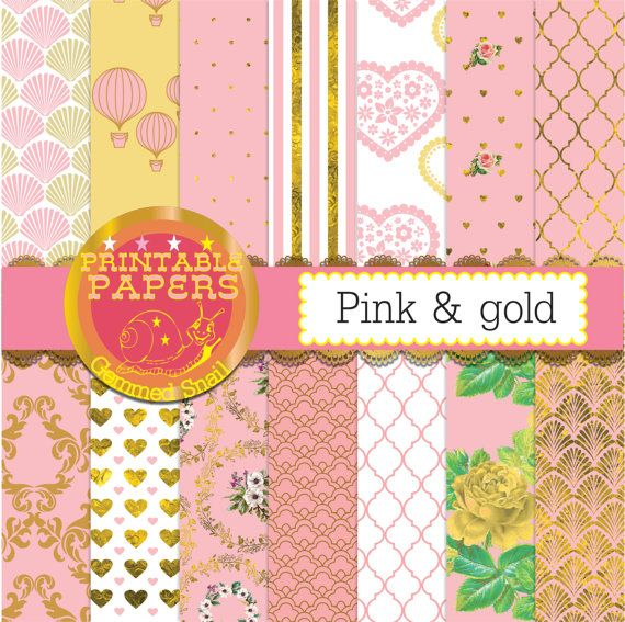 Pink by Yulia on Etsy