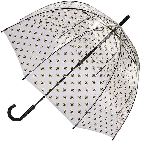 Fulton Bees Birdcage Umbrella 31 Liked On Polyvore Featuring