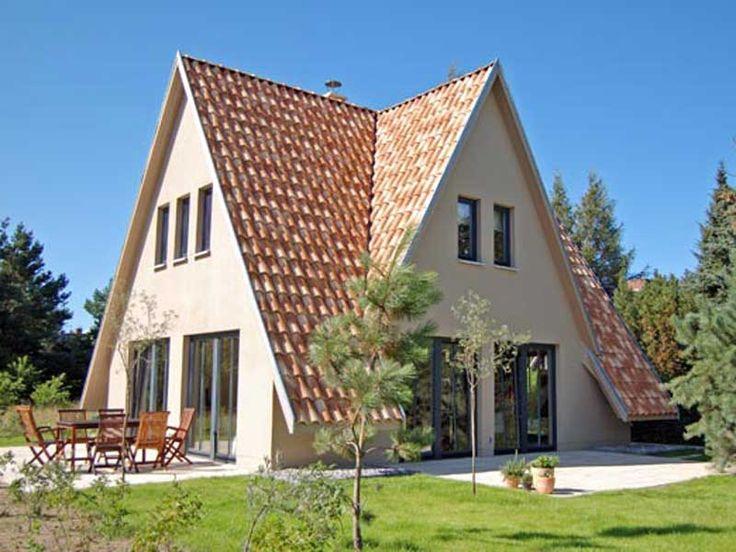 Strandhaus - Ferienhaus mit Sauna auf Usedom / Ostsee.