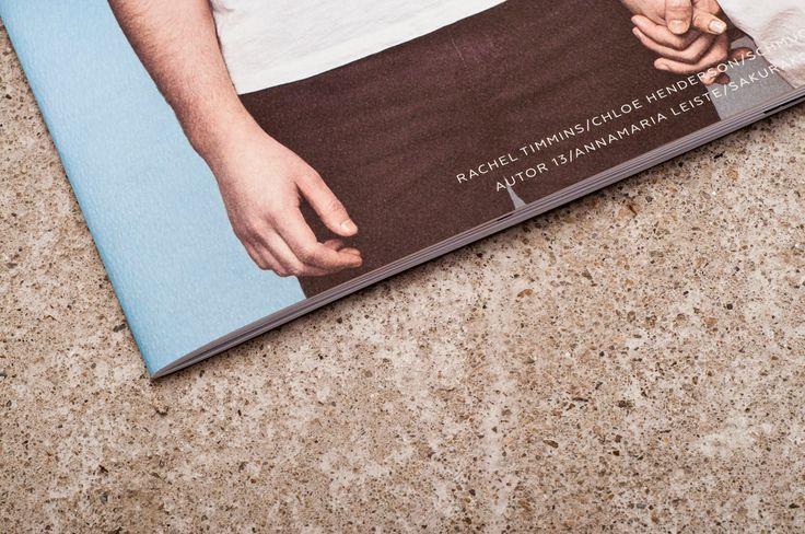 Autor Magazine #2 The Loving Issue  via FABRIK magazine.dautor.ro/
