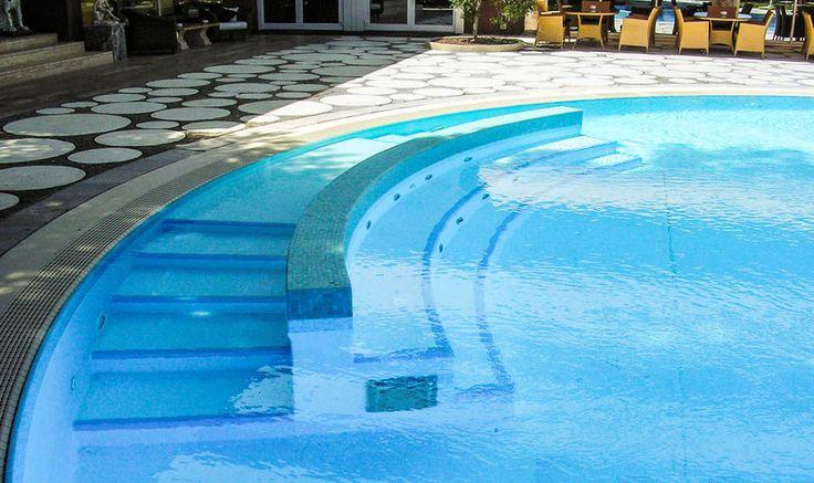 Grand Hotel del Mare - Bordighera - Italy - Myrtha Pools