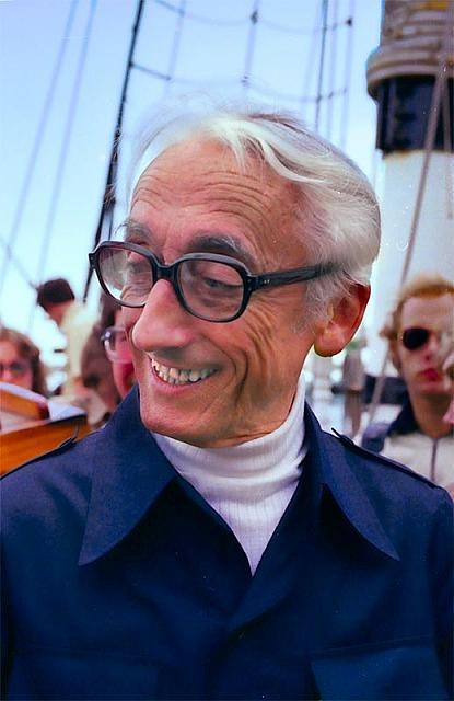 Essay on jacques-yves cousteau