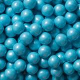 Sixlets Shimmer Powder Blue -1 Lbs | Your Candy Shop Cheap Candy in Bulk