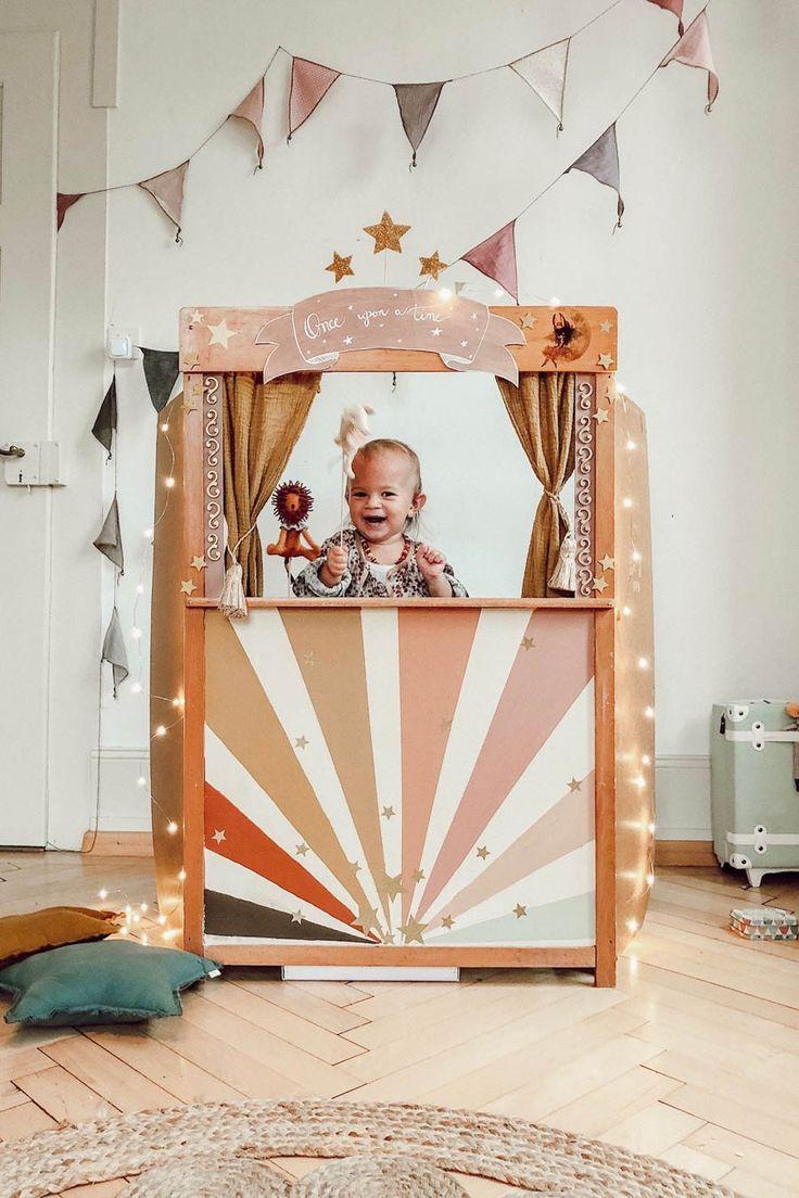 Kinderzimmer im Boho Chic: Stilmix erwünscht! – Marina Herzog