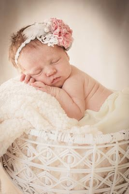 Art and Obsession: Lily's Newborn Photos