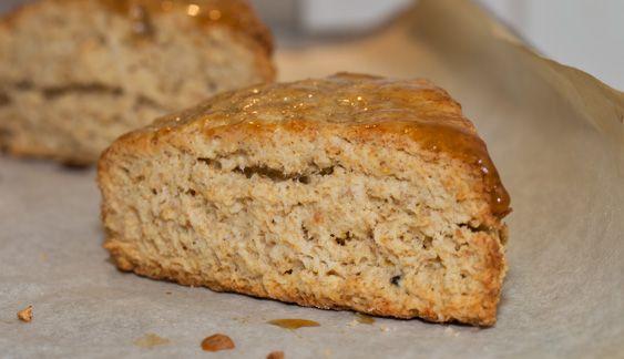 Maple-Glazed Oat Scones - Oat Recipes | Anson Mills - Artisan Mill ...