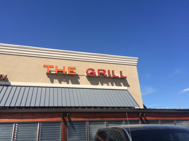 The Grill – San Angelo, Texas