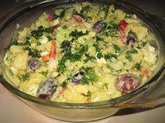 Reteta culinara Salata orientala din categoria Salate. Specific Romania. Cum sa faci Salata orientala