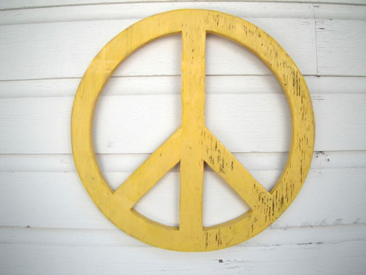 26x26 Peace Sign Symbol Wood Americana Wooden Hand Made Hand Painted Wall Sign Decor Cottage Chic Teen Home & Living by WoodTrendsStudio on Etsy https://www.etsy.com/listing/247092105/peace-sign-symbol-wood-americana-wooden