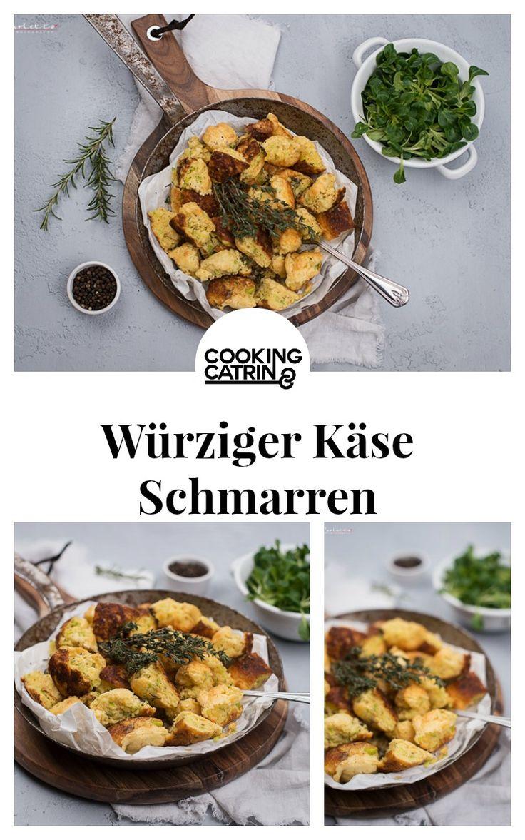 Käse Schmarren, würziger käse schmarren, schmarren, traditionsrezept, österreichisches Rezept, Rezept aus Österreich, austrian recipe, recipe from Austria, cheese