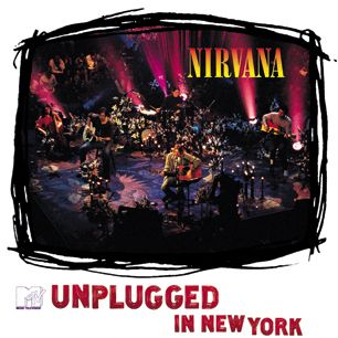 Nirvana, 'Unplugged' - Geffen, 1994  Nirvana shine brightly on this striking live set because the volume is turned down just low enough to let Kurt Cobain's tortured vulnerability glow. The powerful, reverent covers of Lead Belly, David Bowie and (three) Meat Puppets songs sum up Nirvana as a haunted, theatrical and, ultimately, truly raw band.