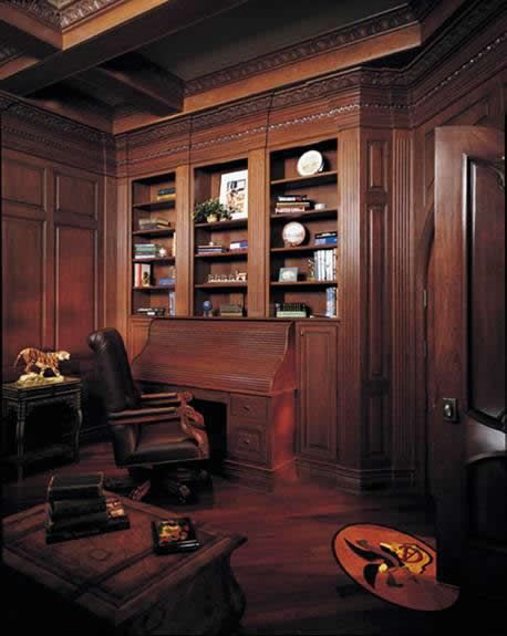 Wood Paneled Den: 164 Best Images About Victorianesque Rooms On Pinterest