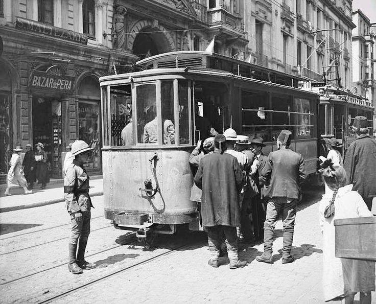 ✿ ❤ Perihan ❤ ✿ Bir Zamanlar İSTANBUL, İstiklal Caddesi 1919