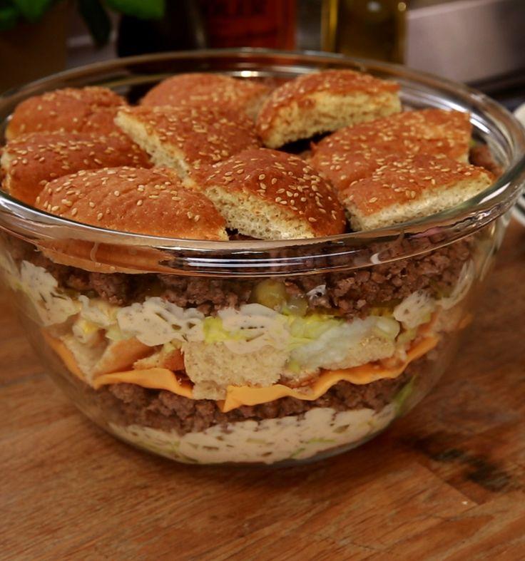 die besten 25 schichtsalat ideen auf pinterest salat rezepte schichtsalat mexikanischer. Black Bedroom Furniture Sets. Home Design Ideas
