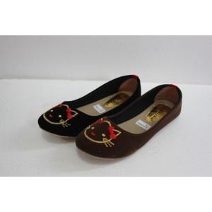 Flat Shoes Hello Kitty - AyeshaShop.Com
